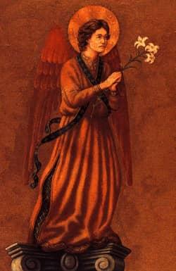 The Archangel Of Gabriel