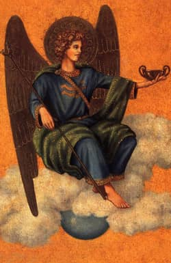 The Angel Prince Of the East