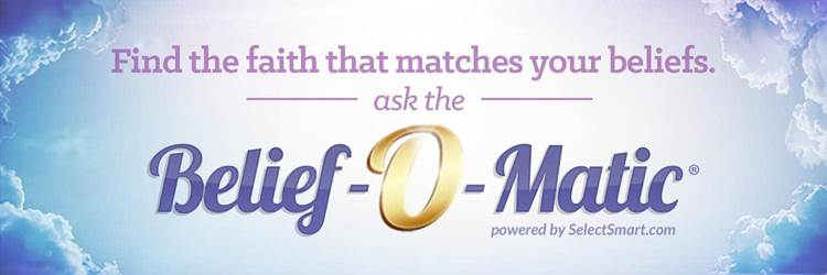 Belief-O-Matic® | What religion am I? | What is my faith? | Religion