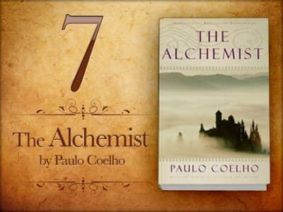the top inspirational books the alchemist  reveals the final ten books in their top 100 inspirational books list including the most inspirational book ever