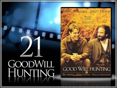 The Top 100 Inspirational Movies: 40 - 21 - 21 - Goodwill