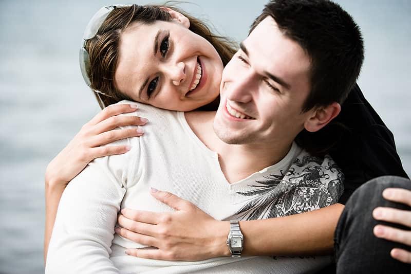 couple, love, happy
