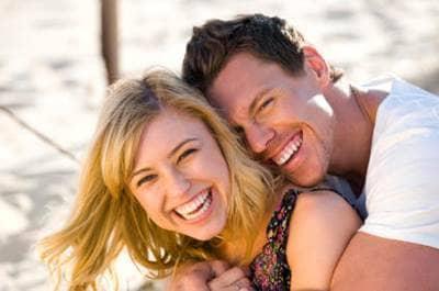 couple, happy, love, romance
