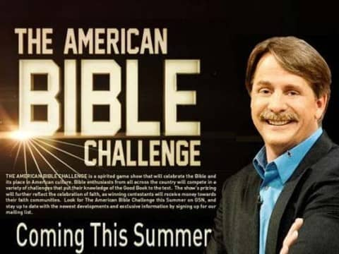 Will the Game Show Network win with Bible trivia - Beliefnet