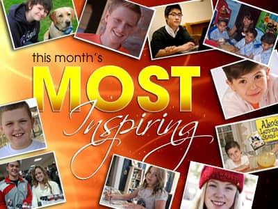 August Most Inspiring