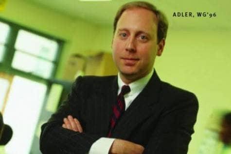 Eric Adler, inspiring volunteers, national volunteer week, beliefnet most inspiring