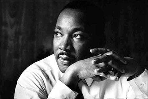 dr. martin luther king jr bio, inspiring african americans, black history month, beliefnet most inspiring