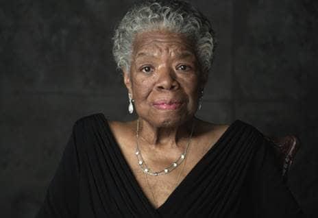 dr. maya angelou, inspiring african americans, black history month, beliefnet most inspiring
