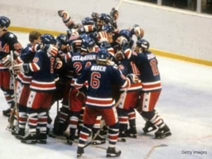 1980 USA Hockey Team