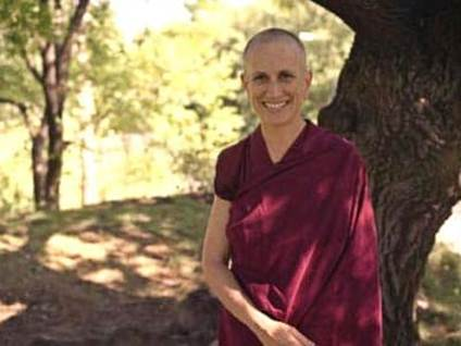Venerable Thubten Chodro
