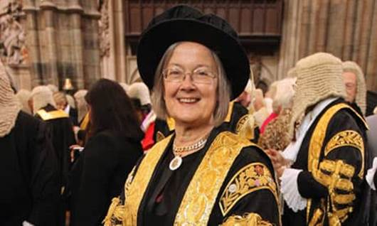 most inspiring women, inspiring women, inspiring women throughout the world, baroness hale of richmond