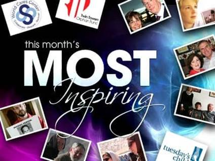 September Most Inspiring of the Month