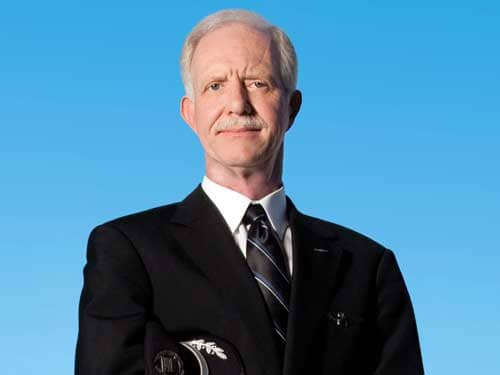 Captain Sully Sullenberger
