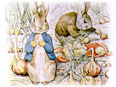 4 Things You Might Not Know About Peter Rabbit