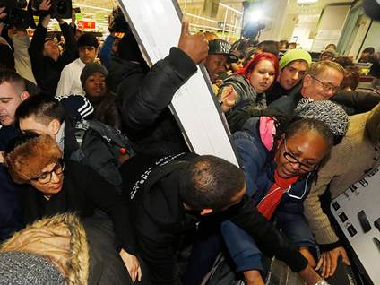 Black Friday Madness