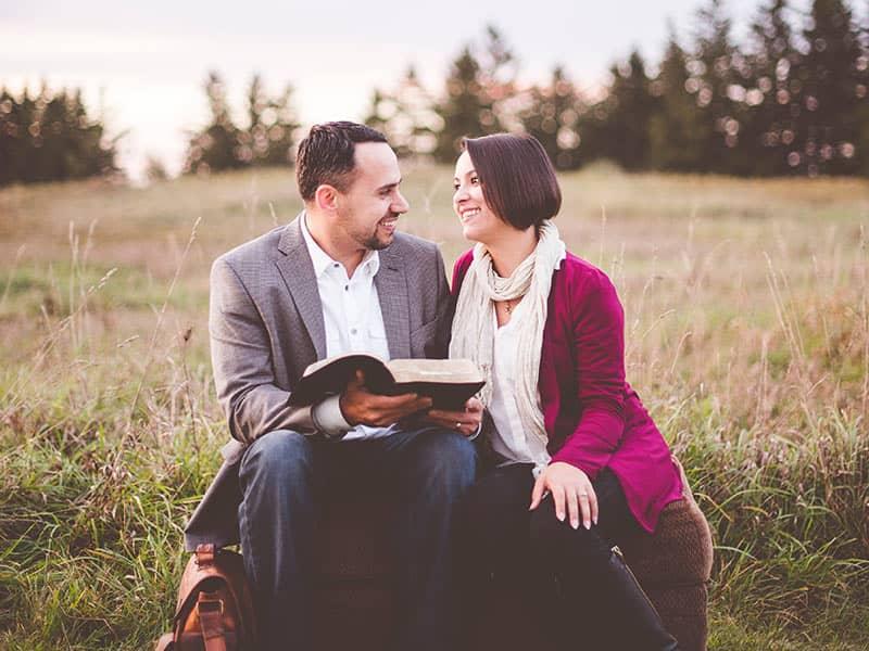 Christian Couple