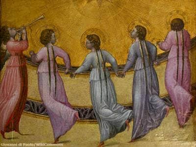 Dancing Angels