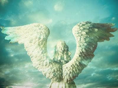 Angel in Sky