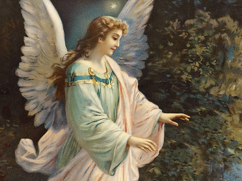 Classical Angel