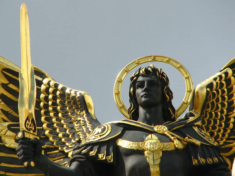 8 Biblical Facts About Archangel Michael Who Is The Archangel