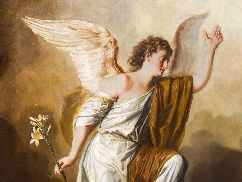 The 7 Archangels and Their Meanings - Archangel Gabriel - Beliefnet