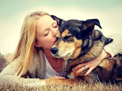 woman-hugging-dog