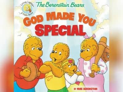 God Make You Special