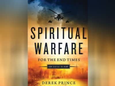 Spiritual Warfare Book Cover
