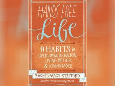 Hands Free Life Book Cover