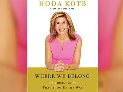 Hoda Kotb Book Cover