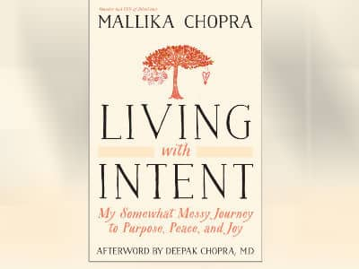 Living With Intent Book Cover