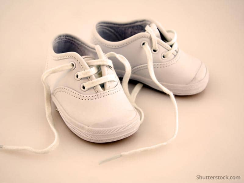 child baby shoes