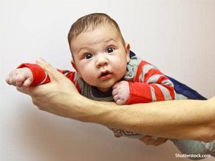 people baby superhero