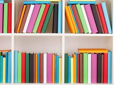 organization shelf