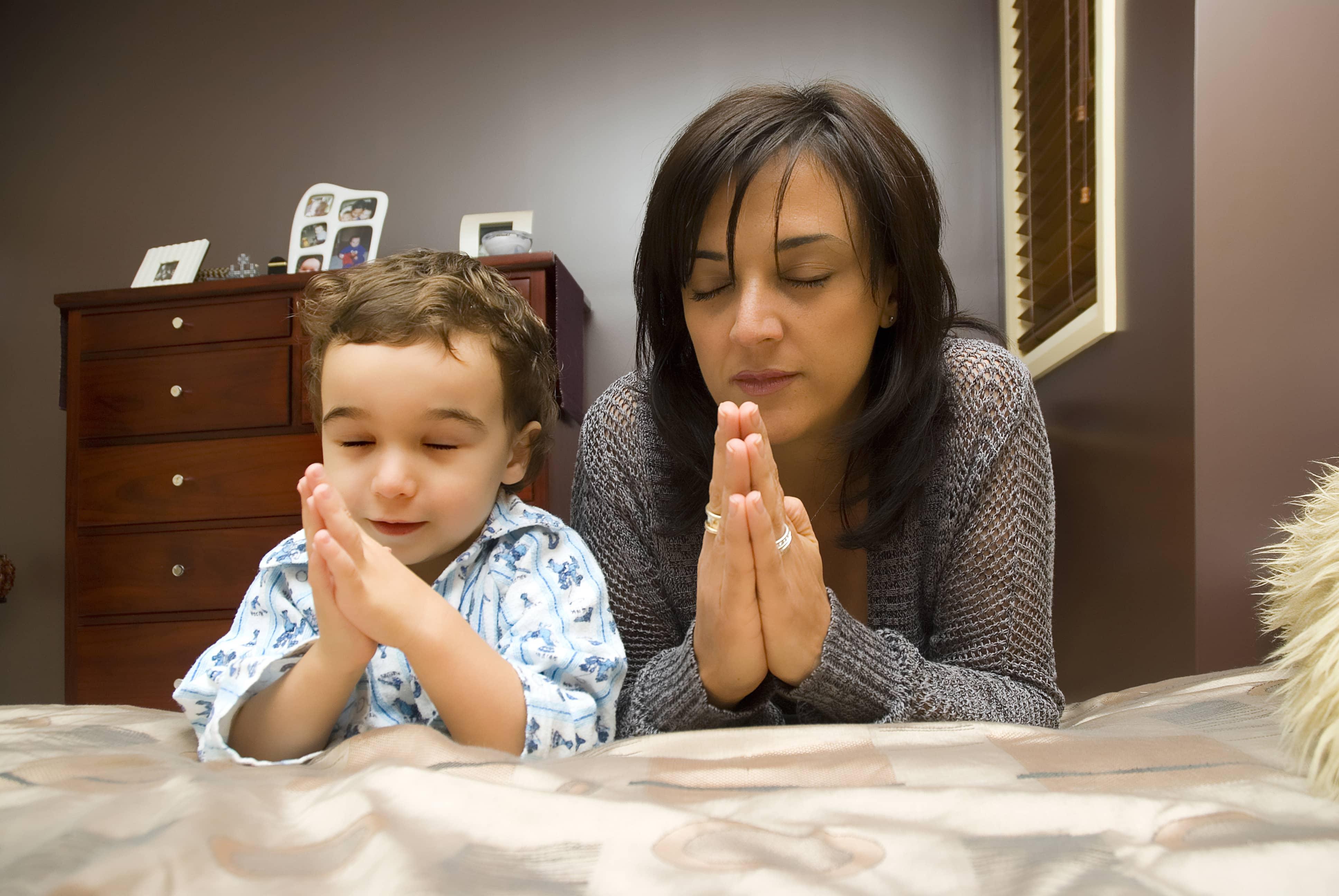 7 Encouraging Bible Verses For the Christian Parent - Beliefnet