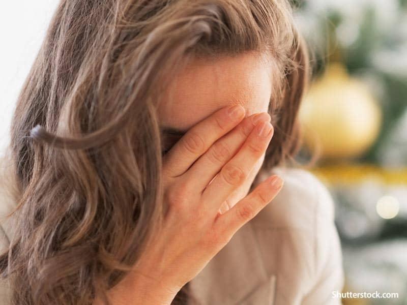 people sad depressed woman