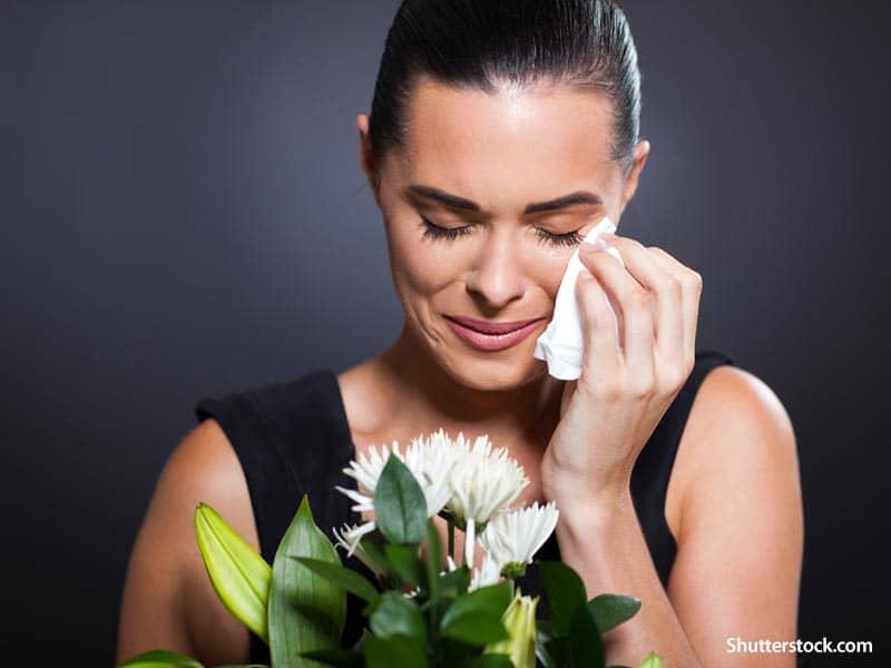 people sad woman crying