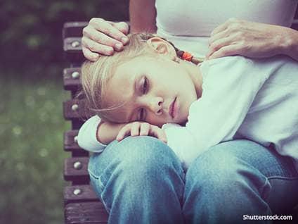 depression-child-mother