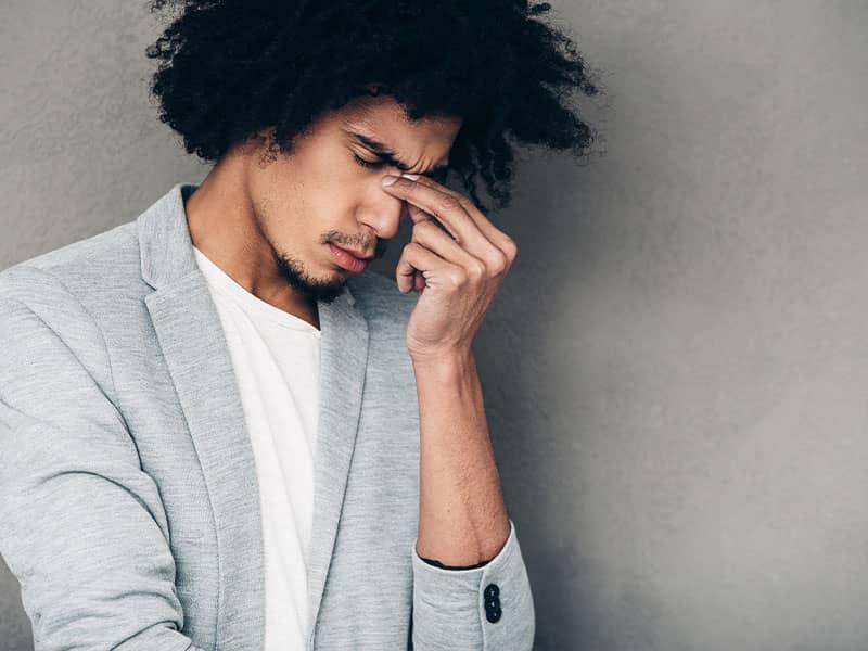 depression-man-headache