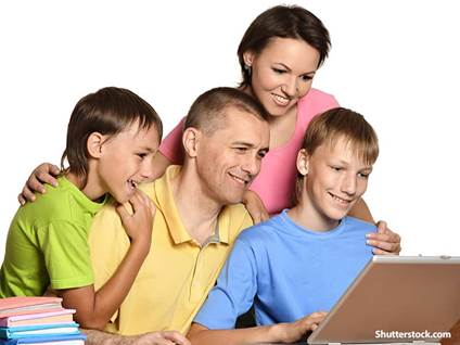 people family computer