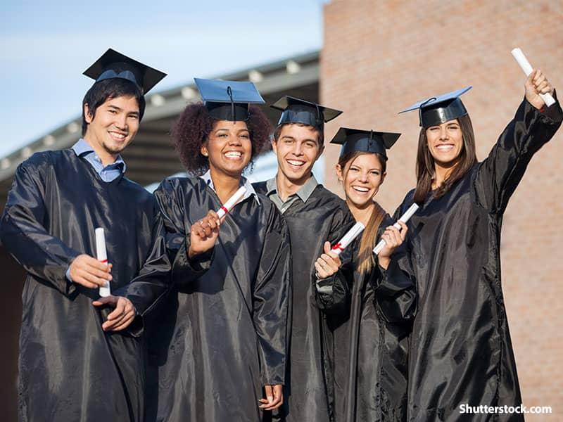 people group of graduates