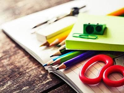 education school supplies