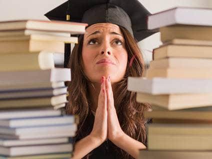CollegeStudentPray