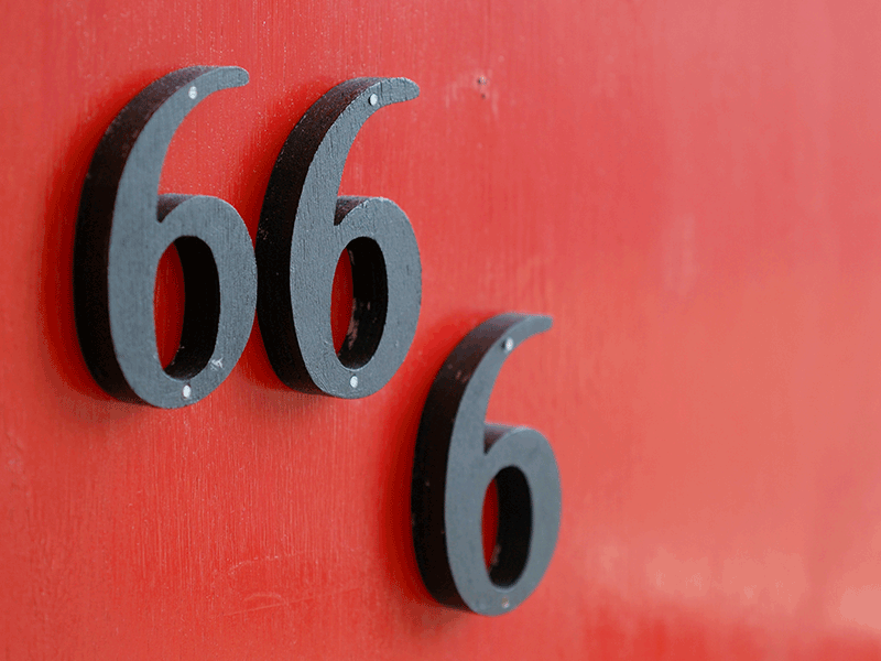 3 Things to Know About the Number 666 | The Mark of the