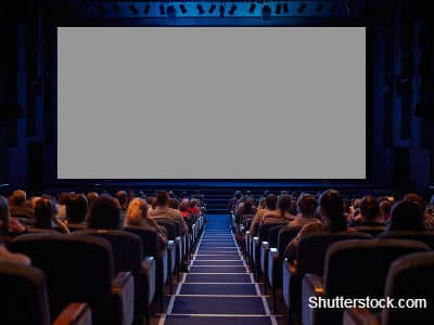 people in theater