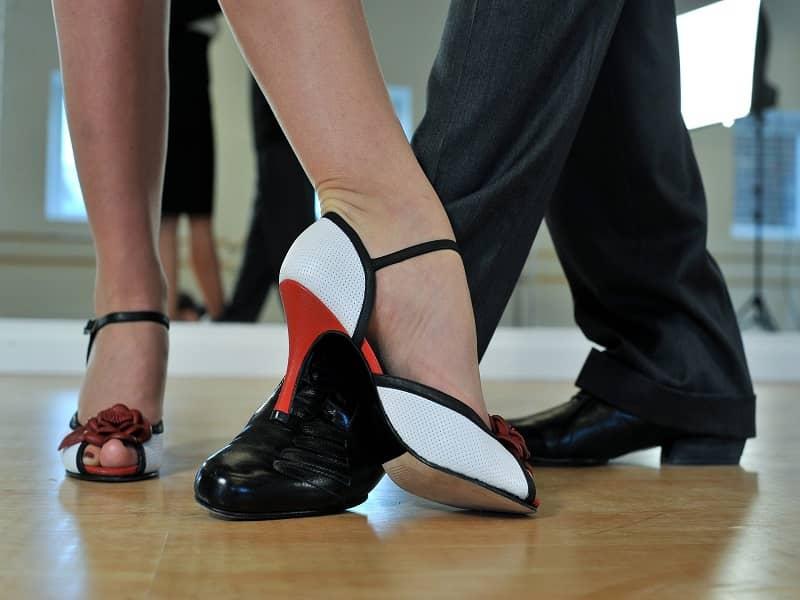 Dancing Feet Tango