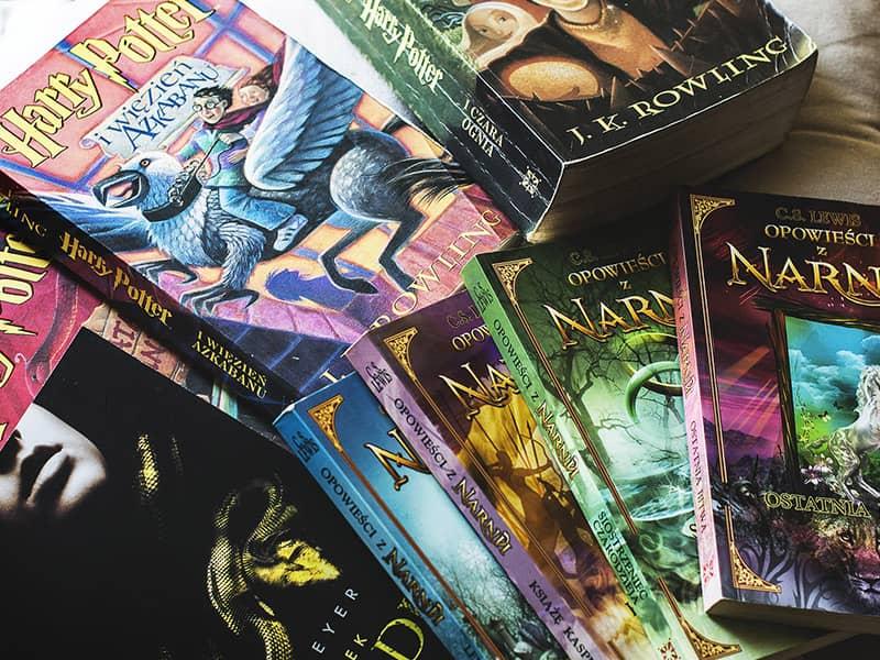 Books TCoN HP