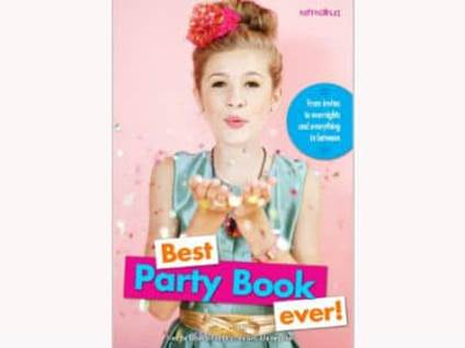 Best Party Book Ever Cook Image