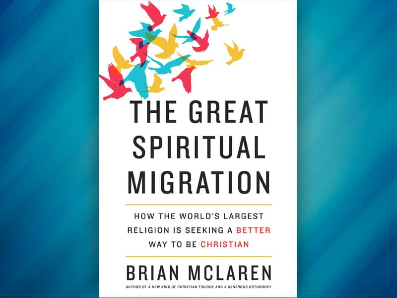 The Great Spiritual Migration Book Cover