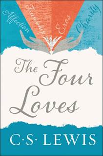 The Four Loves Cover
